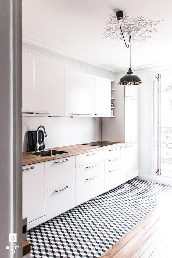 Cambia sólo las puertas de tus armarios de cocina y te sorprenderá el cambio