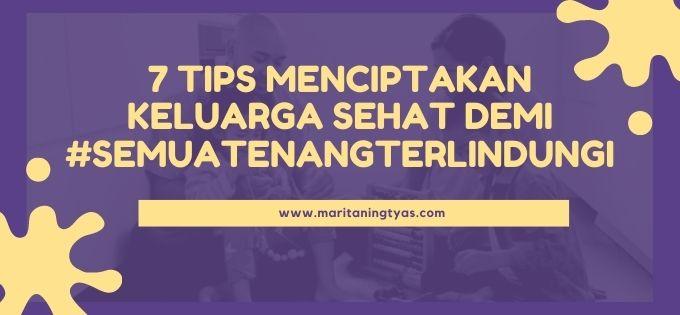 tips menciptakan keluarga sehat