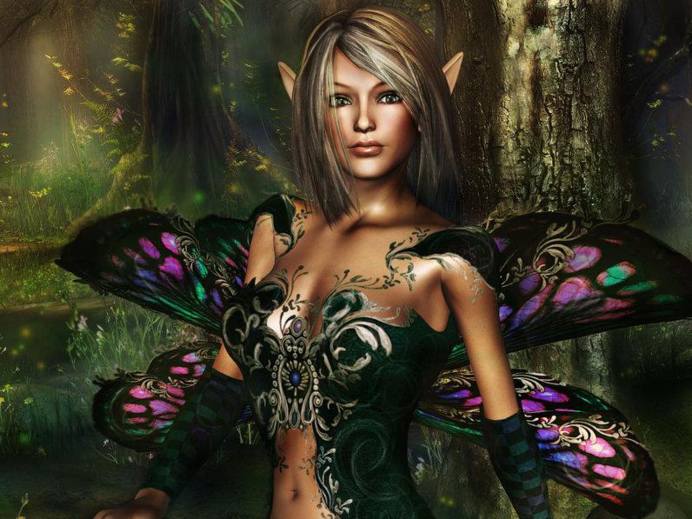 3d fantasy art fairies -#main