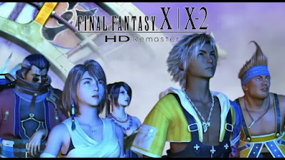 Versão do remaster de Final Fantasy X/X-2 para Switch e Xbox ONE ganha trailer