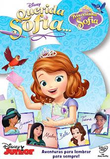 Princesinha Sofia: Querida Sofia... - DVDRip Dublado