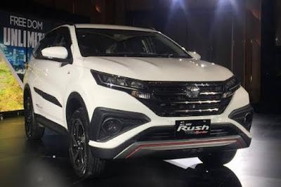 Daftar Harga Toyota Rush Keluaran Terbaru