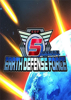 Earth Defense Force 5 + DLCS