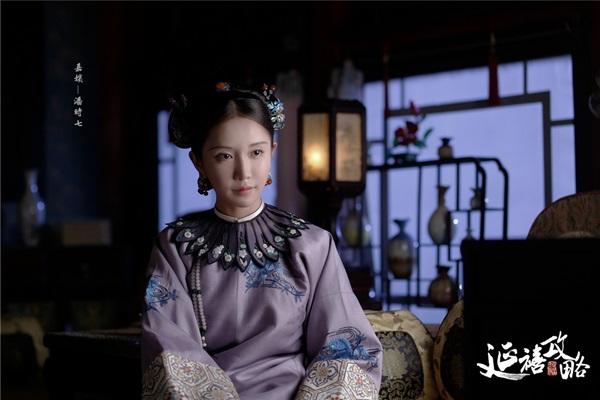 สนมเจีย (พานฉือชี) @ Story of Yanxi Palace เล่ห์รักตําหนักเหยียนสี่ (เล่ห์รักวังต้องห้าม: 延禧攻略)