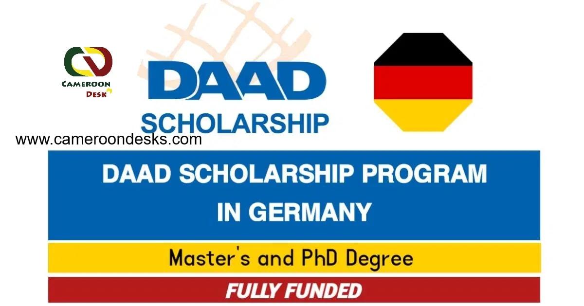 Comment faire une demande de bourse DAAD en Allemagne 2022-23?