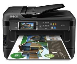 Epson WorkForce WF-7620 Driver software
