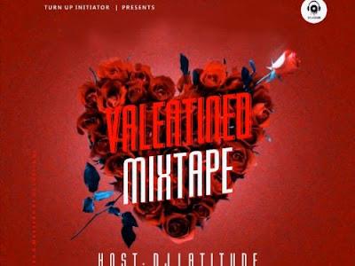 "DJ Latitude – ""Valentined Mixtape"""