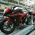 Penampilan New Honda CBR150R Hadir dengan Warna Baru