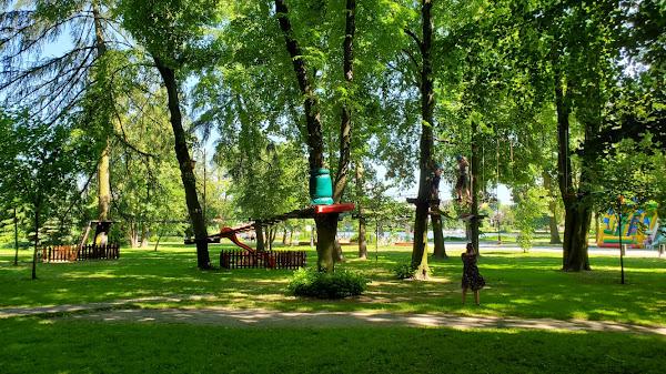 Parku Miejskim im. Tadeusza Kościuszki w Zgierzu