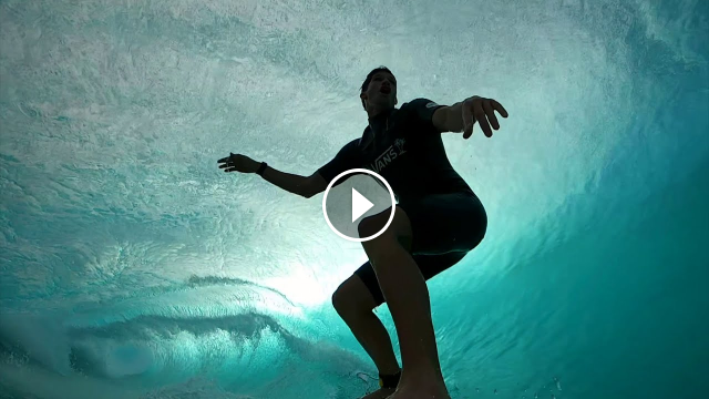 FULL POV WHAT ITS LIKE GETTING CAUGHT INSIDE AT GIANT PIPE SURF PART STARTS AT 10 00min