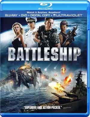 Battleship 2012 480p 400MB BRRip Dual Audio [Hindi - English] MKV