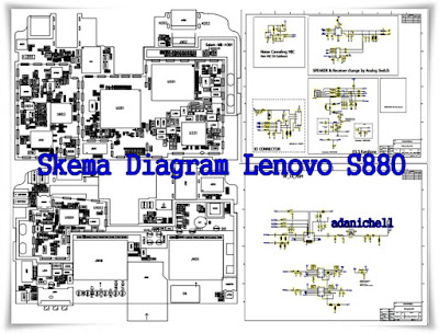 Skema Diagram Lenovo S880
