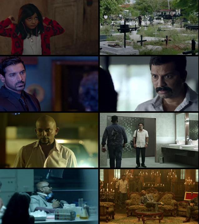 Rocky Handsome 2016 Hindi 480p HDRip