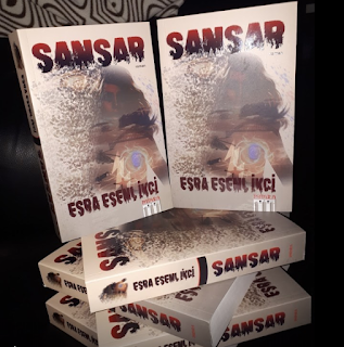 Esra Esenlikci'nin Sansar romanı