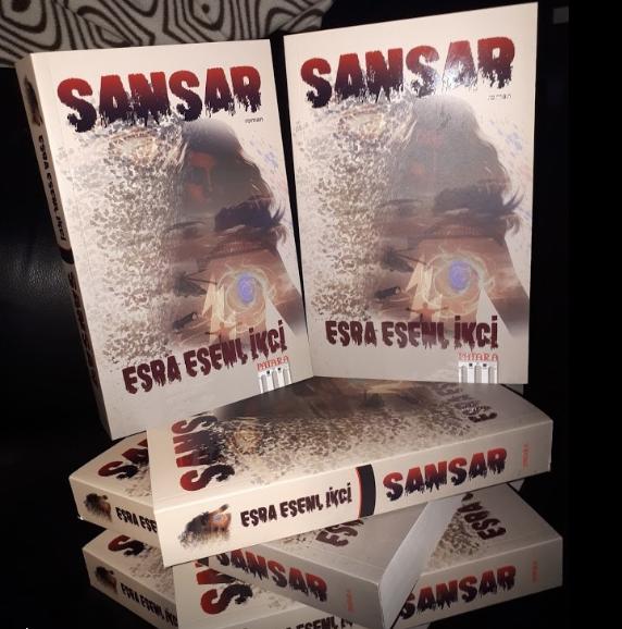 Esra Esenlikci'nin Sansar Romanı Çıktı