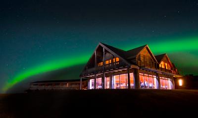 Les 5 meilleurs hôtels du sud de l'Islande