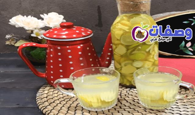 مشروب لرفع المناعة فاطمه ابو حاتي