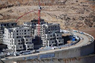 Isreal advances new settlement :Israel advances 1,300 new settlement homes for second day in their settlement region.