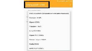 Cara Mengganti IP Address di Android