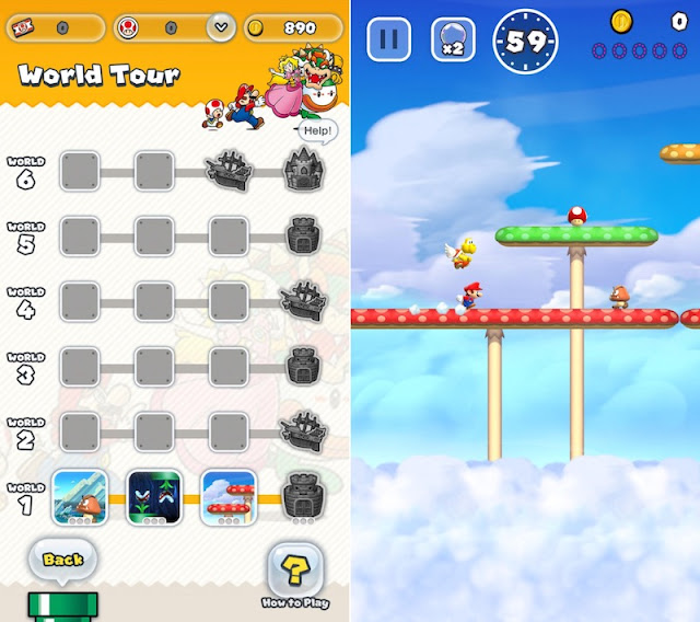 Super Mario Run iOS indir