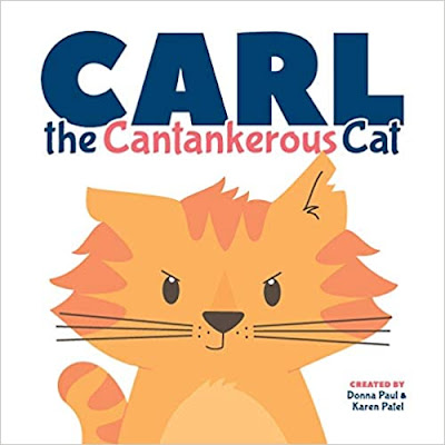 Expand your vocabulary and learn how to use a glossary with the children's book Carl the Cantankerous Cat by Donna Paul and Karen Patel.