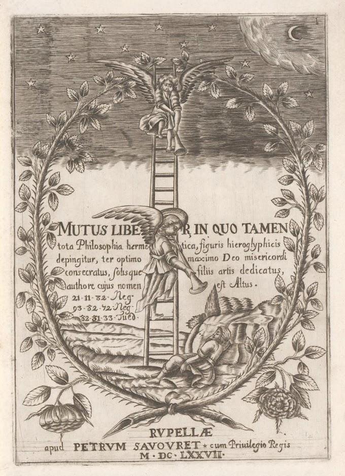 Mutus Liber por Altus