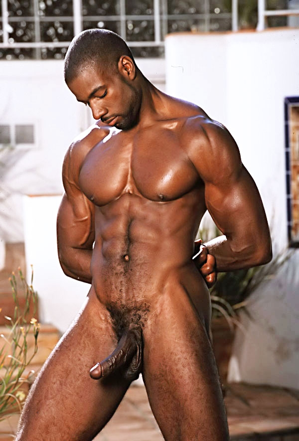 Naked Sexy Black Boys