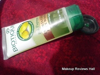 Ayurvedic Papaya Face Wash Review