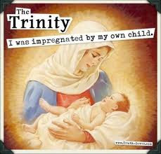 Mary trinity explanation picture
