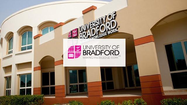 منحة مقدمة من جامعة برادفورد  للطلبة من جميع أنحاء العالم لدراسة الماجستير