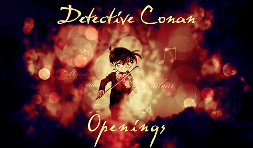 Detective Conan Theme Song Collection (Opening)