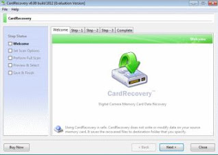 Recover Deleted Data from Memory Card and Pendrive? Only