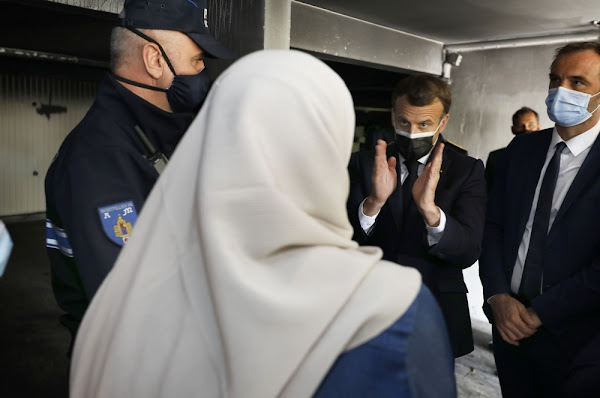 [Guillaume Bigot] Macron, l'immigration et la tenaille identitaire