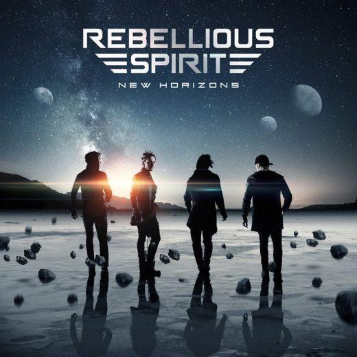 REBELLIOUS SPIRIT - New Horizons (2017) full