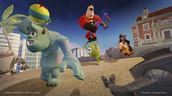 Disney Infinity 1.0 Gold Edition-PLAZA
