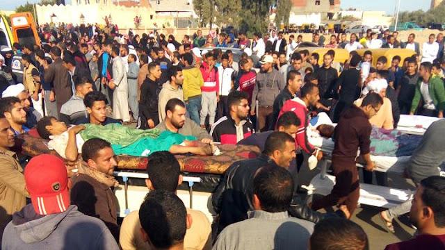 PBNU Perintahkan Shalat Gaib dan Kirim Fatihah untuk Korban Bom di Masjid Mesir
