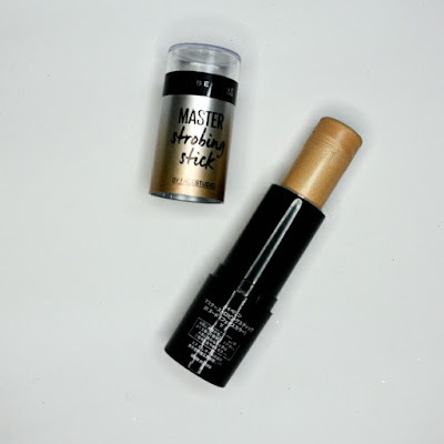 Maybelline Master Strobing Stick Highlighter   Review & Swatches