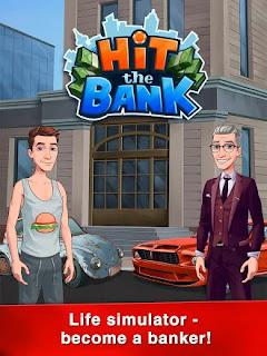 Hit The Bank: Life Simulator apk mod