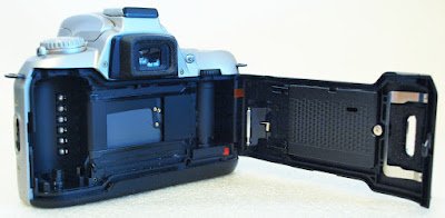 Nikon N75 (Chrome) Body #895i
