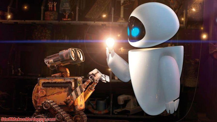 8. WALL-E (2008)