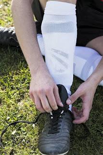 3) Shorts + socks