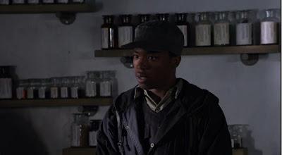 Tommy LaSalle Dewshane Williams Defiance pilot hat jacket deputy screencaps pictures