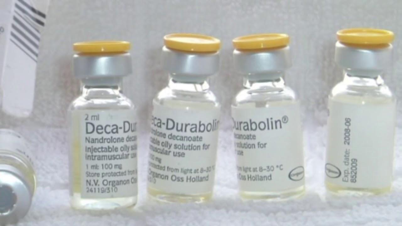 سعر حقن ديكا دورابولين Deca Durabolin للعضلات