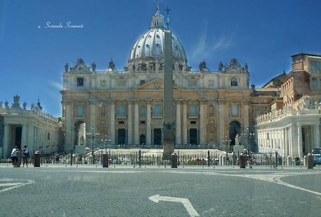 Basilico di San Pietro in Vaticano - Roma