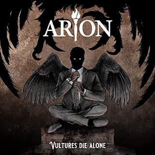 """Ο δίσκος των Arion """"Vultures Die Alone"""""""
