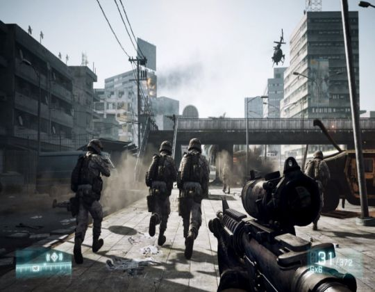 Battlefield 3 Game free Download For Windows 10