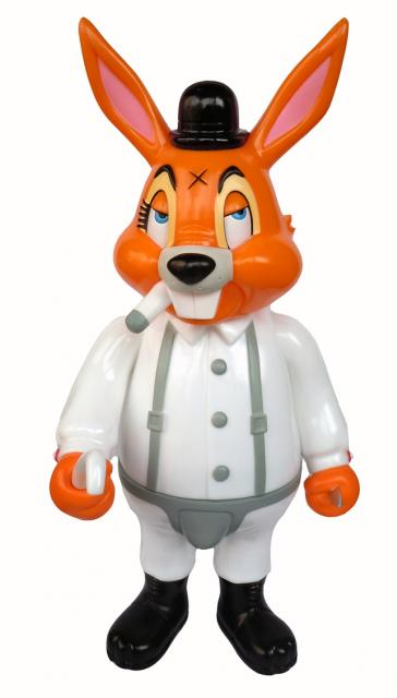 A Clockwork Carrot Vinyl Figure by Frank Kozik