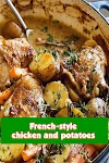#French #style #chicken #and #potatoes