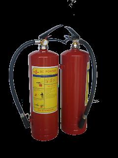 Bình chữa cháy bột BC loại 4kg có giá bán 245.000 đồng