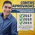PREFEITO DE JAGUARARI EVERTON ROCHA TEM CONTAS DO EXERCÍCIO 2019 APROVADAS PELO TCM